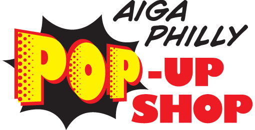 AIGA Philly Pop-Up Shop