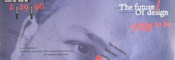 1996 | Bruce Mau & Lucille Tenazas